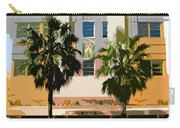 Two Palms Art Deco Building Carry-all Pouch
