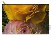 Two Ranunculus Carry-all Pouch