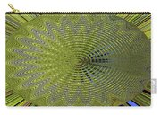 Two Saguaro Abstract #4496w3 Carry-all Pouch