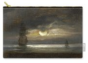 Two Sailing Boats By Moonlight Carry-all Pouch
