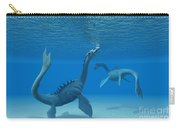 Two Sea Dragons Carry-all Pouch