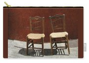 Two Spainisch Chairs  Carry-all Pouch