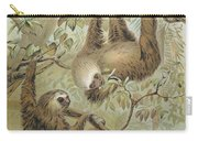 Two-toed Sloth Carry-all Pouch