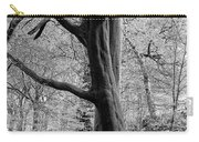 Two Trees In Spring - Mono Carry-all Pouch