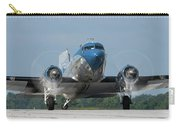 Two Turning - 2017 Christopher Buff, Www.aviationbuff.com Carry-all Pouch