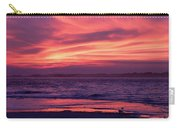 Tybee Island Sunset Carry-all Pouch