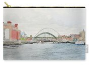Tyne Bridges And Quayside Carry-all Pouch