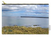 Tynemouth Piers And Lighthouses Panorama Carry-all Pouch