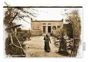 Typical House India Rajasthani Village 1e Carry-all Pouch