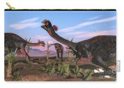 Tyrannosaurus Rex Attacking Carry-all Pouch