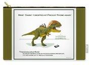 Tyrannosaurus Rump Carry-all Pouch
