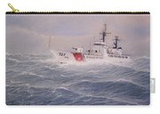 U. S. Coast Guard Cutter Gallitin Carry-all Pouch by William H RaVell III