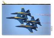 U S Navy Blue Angeles, Formation Flying Carry-all Pouch