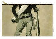 U. S. Soldier, Spanish-american War Carry-all Pouch