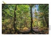 U Shaped Trees Cascade Mountain Ny New York Carry-all Pouch