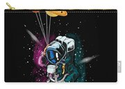 Ufo Astronaut Spaceshuttle Space Force Carry-all Pouch