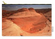 Ufo In Coyote Buttes Carry-all Pouch