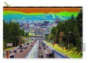Ufo Over Spokane Carry-all Pouch