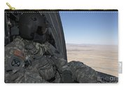 Uh-60 Black Hawk Crew Chief Takes Carry-all Pouch