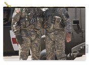 Uh-60 Black Hawk Crew Chiefs Carry-all Pouch