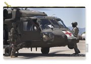 Uh-60 Black Hawk Refuels Carry-all Pouch