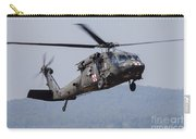 Uh-60a Black Hawk Medevac Helicopter Carry-all Pouch