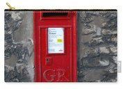 Uk Post Box Carry-all Pouch