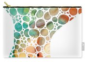 Ultra Modern Art - Colorforms 2 - Sharon Cummings Carry-all Pouch
