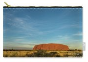 Uluru Sunset 01 Carry-all Pouch