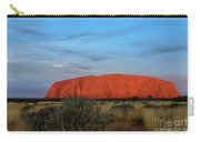 Uluru Sunset 03 Carry-all Pouch