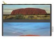 Uluru Sunset Carry-all Pouch