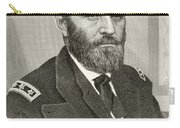 Ulysses S. Grant, 1822 To 1885. Union Carry-all Pouch