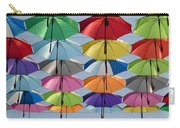 Umbrella Rainbow Carry-all Pouch