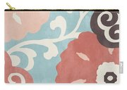 Umbrella Skies I Suzani Pattern Carry-all Pouch
