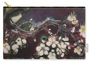 Ume Blossoms Carry-all Pouch