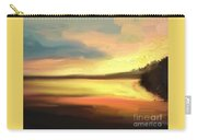 Un Coucher De Soleil Carry-all Pouch