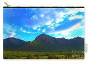 Unaweep Mountains  Carry-all Pouch