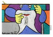 Uncle Sam Tooth Carry-all Pouch