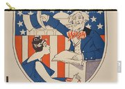 Uncle Sam's Church Carry-all Pouch