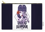 Undead Glamour Carry-all Pouch