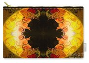 Undecided Bliss Abstract Healing Artwork By Omaste Witkowski Carry-all Pouch