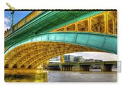 Under A Brigde Carry-all Pouch