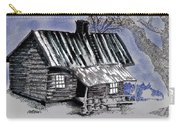 Under A Tin Roof Carry-all Pouch