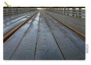 Under Astoria Megler Bridge On Riverwalk Carry-all Pouch