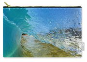 Under Breaking Wave Carry-all Pouch