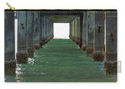 Under Clearwater Pier 60 Carry-all Pouch