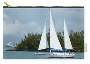 Under Full Sail Carry-all Pouch