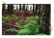 Under The Alaskan Trees Carry-all Pouch