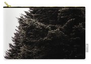 Under The Blue Spruce Carry-all Pouch