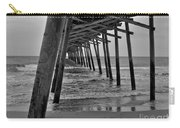Under The Boardwalk Alantic Beaches Nc Carry-all Pouch